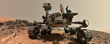 The Curiosity rover just unexpectedly put itself into 'safe mode' | The Blog's Revue by OlivierSC | Scoop.it