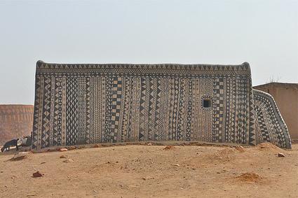 The African Village where every House is a work of Art | Arte y Cultura en circulación | Scoop.it