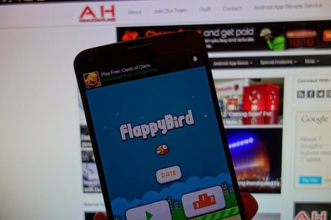 Flappy Bird Will be No More! Developer Removing it from the Play Store and iOS App Store | GeekThis | Scoop.it