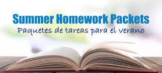 IBPHS Summer Learning Folder 2016 | Readmorebks | Scoop.it