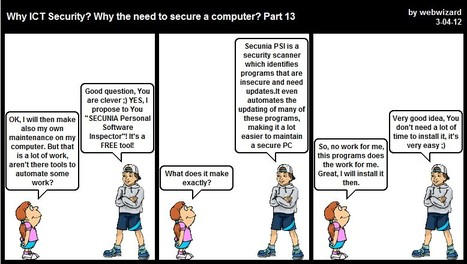 Why IT Security? Why the need to secure a computer? | Social Entrepreneur | Scoop.it