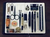 Scription: What's In My Pencase - December 2012 | stationery | Scoop.it