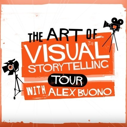 The Art of Visual Storytelling Tour with Alex Buono | Storytelling Content Transmedia | Scoop.it