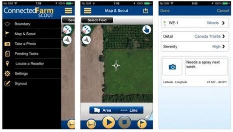 Growing season apps | Ag app | Scoop.it
