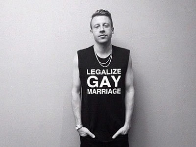 Rapper Macklemore Speaks Out After Teacher Suspended for Playing His Song in Class | QUEERWORLD! | Scoop.it