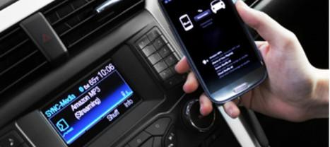 La voiture connectée peut-elle saturer les réseaux mobiles ? | Hightech, domotique, robotique et objets connectés sur le Net | Scoop.it