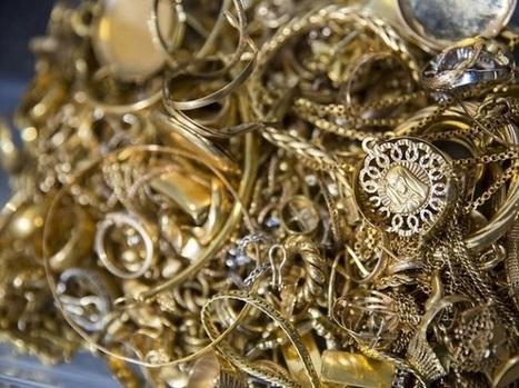 Gold prices decline by Rs 70 on easing demand, silver recovers | La revue de presse CDT | Scoop.it