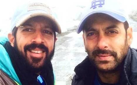 Salman Khan begins filming Kabir Khan's 'Tubelight'   Entertainment News   Scoop.it