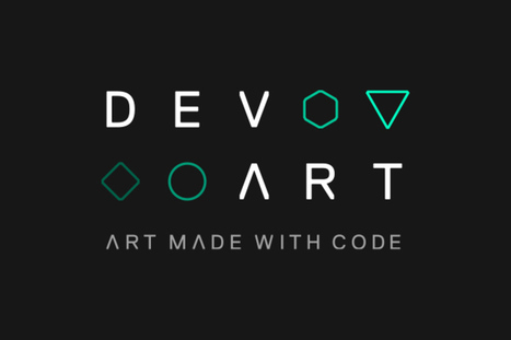DevArt: Google's ambitious project to program a new generation of artists | dream. design. make. | Scoop.it