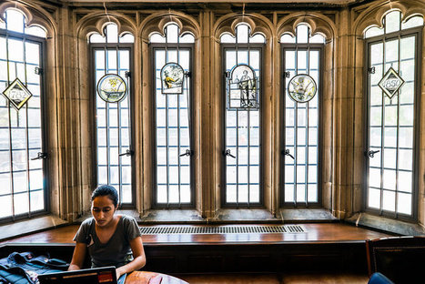 Yale Sets Policy That Could Allow Renaming of Calhoun College | SCUP Links | Scoop.it