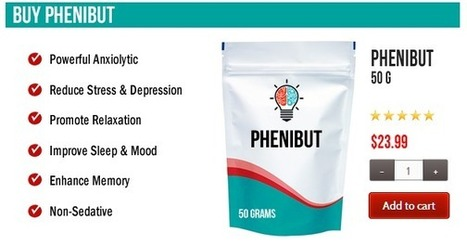 Help for Phenibut Withdrawal Symptoms and Side