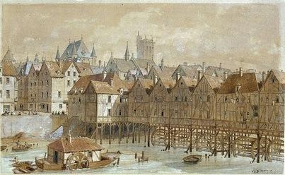 Voyage dans le Paris médiéval aux Archives nationales | La-Croix.com | En remontant le temps | Scoop.it