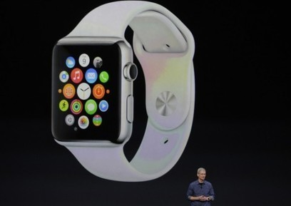 Apple Watch is competing as a fashion accessory, and that's a risky move - Washington Post (blog) | Technology for productivity | Scoop.it