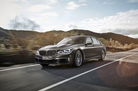 BMW M760Li je novou vlajkovou loďou radu 7 s dvanásťvalcom pod kapotou   Doprava a technológie   Scoop.it
