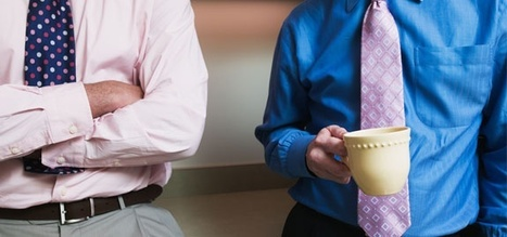 Here Are 10 Simple Body Language Tips That Will Boost Your Career | Personal Development | Scoop.it