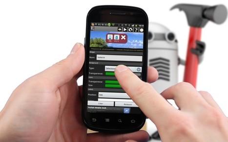Tutoriel : Comment créer ses propres Widgets utilitaires | mlearn | Scoop.it