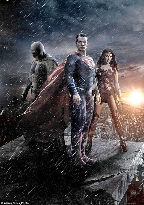 Batman V Superman: Dawn of Justice (English) 3 in hindi hd