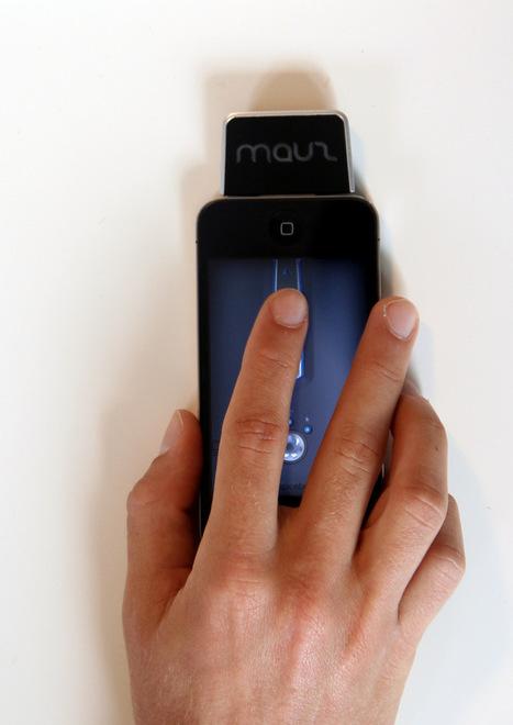 Spicebox Mauz Plug : Un accessoire intelligent pour tout contrôler | PixelsTrade Webzine | Business Apps : Applications in-house | Scoop.it