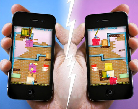 Gamorlive creates a portal for HTML5 multiplayer mobilegames | Amazing HTML5 | Scoop.it