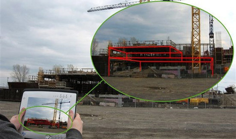 How Augmented Reality Will Revolutionise Construction in Australia - DesignBuild Source | The Future of Information Technology | Scoop.it