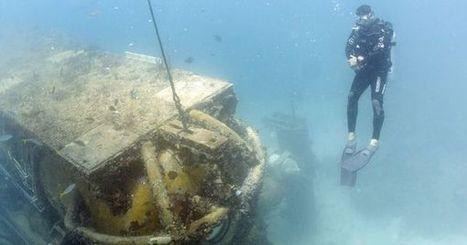 Après une mission sous-marine inédite, le petit-fils de Cousteau réémerge | Information sur les océans | Scoop.it