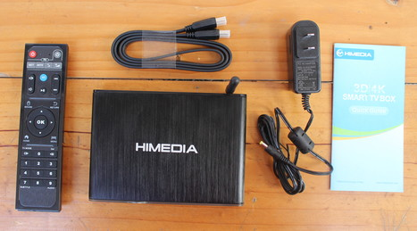 HiMedia Q30 (Hisilicon Hi3798MV200) Android TV