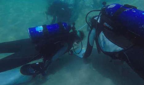 Un navire datant du 7ème siècle découvert au large des côtes d'Israël   Monde médiéval   Scoop.it