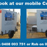 Ice Cubed Mobile Cool Room Hire