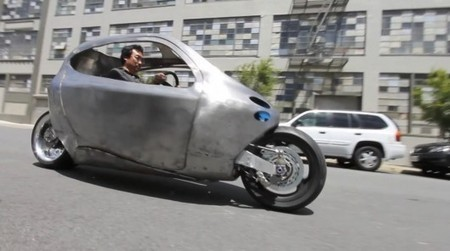 VIDEO – Lit Motors unveils functioning prototype of its C-1 self-balancing electric motorcycle | Windmill Cycles, Inc. | Scoop.it