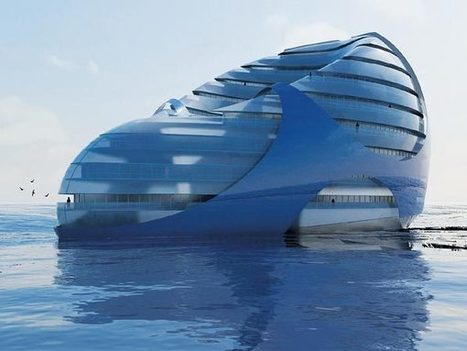 Floating cities of the future | KurzweilAI | Societal Resilience, Foodproduction, Mobility, Living, Logistics, Infrastructure | Scoop.it