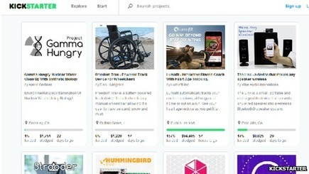 Kickstarter relaxes crowdfund rules | Web 2.0 news | Scoop.it