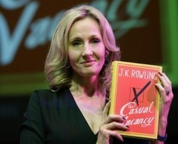 BOOKS: Rowling launches novel to fanfare, mixed reviews - North County Times | Poetry and Love Letters | Scoop.it