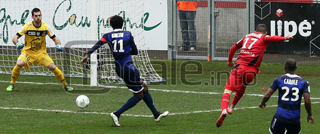Focale.info | Photos | Football : DFCO - Troyes | focaleLive | Scoop.it