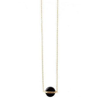 Les colliers Saturne et Terracota de la marque Une A Une sur comptoirdesfilles.com - Comptoir des Filles | Comptoir des Filles | Scoop.it