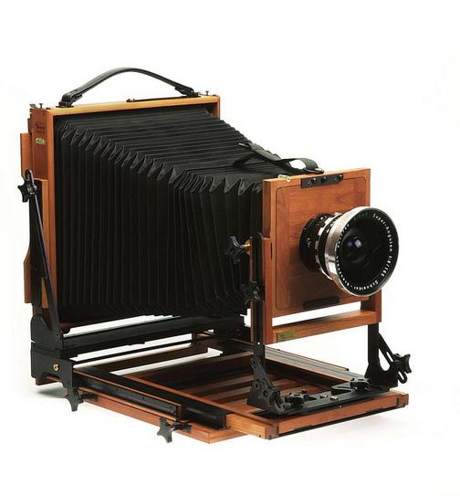 "Chambre 4x5: View Camera Lotus Rapid Field 8x10"" (03"