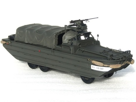 DUKW | Military Miniatures H.Q. | Scoop.it