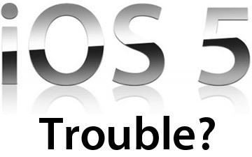 Error 3200: iOS 5 Upgrade Attempts Thrash Apple Servers | Social on the GO!!! | Scoop.it