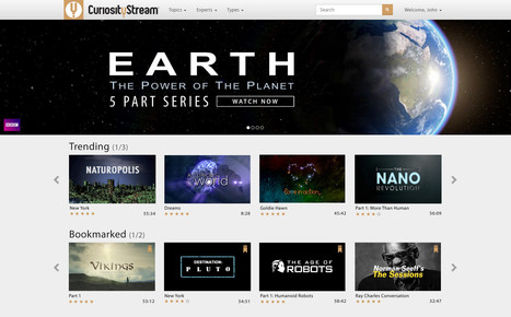 With CuriosityStream, Discovery Channel founder seeks online success | Software and Services - Free and Otherwise | Scoop.it