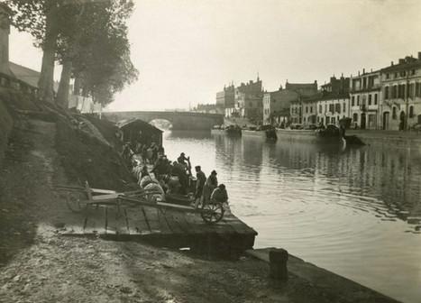Saurez-vous reconnaître ce lieu de Toulouse ? | Archives municipales de Toulouse | Scoop.it