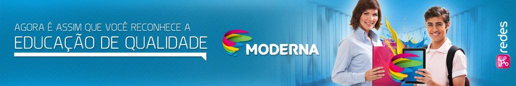 Editora Moderna - Fazendo escola com você