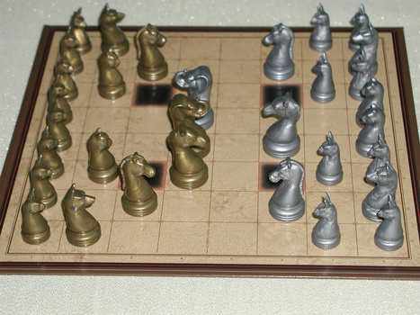 Arimaa   Abstract Board Games   Scoop.it