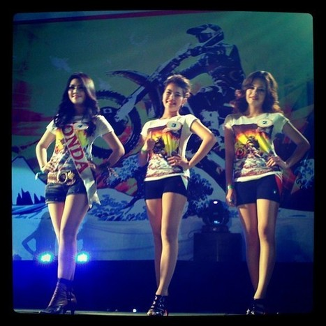 Miss All Japan Star Supercross 2011 Contest | FMSCT-Live.com | Scoop.it