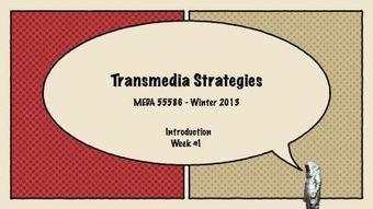 Teaching Transmedia Using Transmedia:  Conducttr in the Classroom | Univers Transmedia | Scoop.it