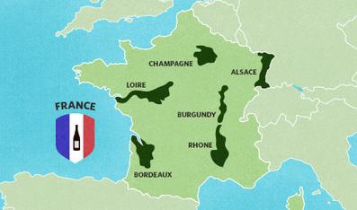 The Vivino Guide To The Most Popular French Wines | Voyages et Gastronomie depuis la Bretagne vers d'autres terroirs | Scoop.it