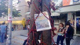An analysis of Gezi Parki - Alternatif Bilişim Derneği | Digital Protest | Scoop.it