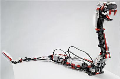 Mindstorms Robotics Kit Talks to iPhones | News | Product Design & Development | Robotics in Manufacturing Today | Scoop.it