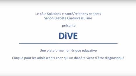 780690ef4cc CA-211  DIVE   Le premier Serious Game pour l éducation thérapeutique de  l enfant et de l adolescent atteint de diabète de type 1 - ScienceDirect