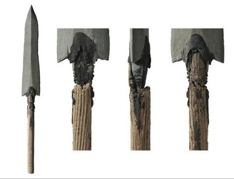 Salen a la luz en Noruega diversos artefactos (un arco y flechas del periodo Neolítico) por deshielo de neveros y glaciares   historian: science and earth   Scoop.it