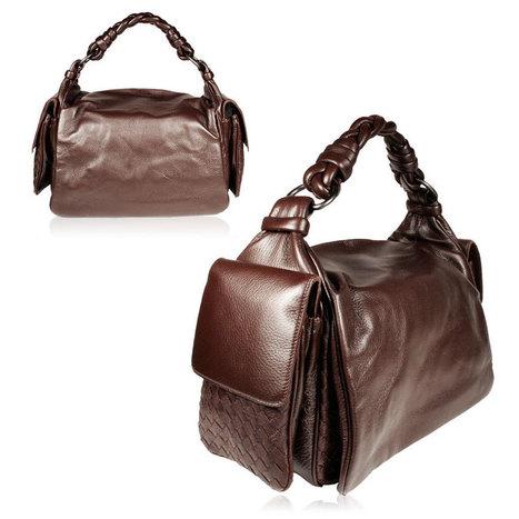 Bottega Veneta Handbag Leather East   West Bag (BT1502) 192aa9902d