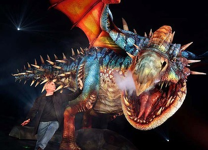 How to Train Your Dragon - The Arena Show   Transmedia: Storytelling for the Digital Age   Scoop.it